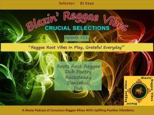 Blazin' Reggae Vibes